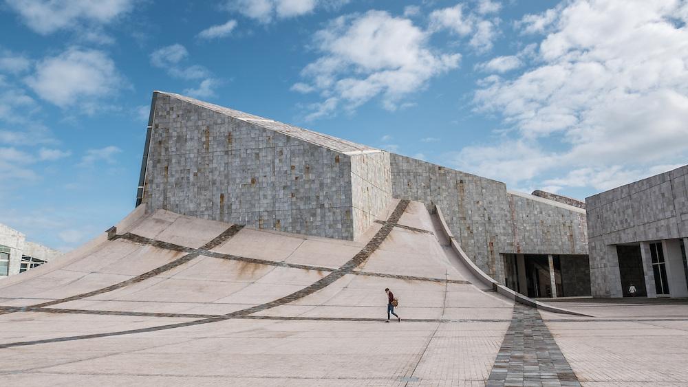 Cidade da Cultura de #Galicia #Spain