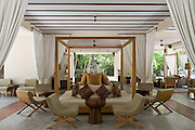 Four Seasons Resort Maldives at Landaa Giraavaru.<br /> Baa Atoll, Republic of Maldives  Tel. (960) 66 00 888  Fax. (960) 66 00 800