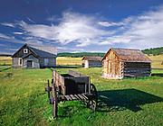 AA03484-04...COLORADO - Historic Hornbek Homestead at Florissant Fossil Beads National Monument