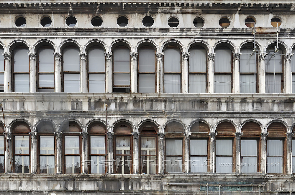 Piazza San Marco's windows