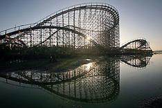 Derelict Roller Coasters