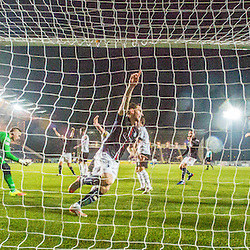 Falkirk v St Mirren, Scottish Championship game played 3/12/2016
