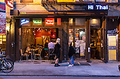 Lower East Side at Night