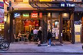 STOCK: Lower East Side, New York City