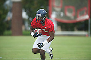 Ole Miss' Laquon Treadwell at football practice in Oxford, Miss. on Saturday, August 3, 2013.