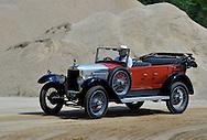10/08/13 - MARINGUES - PUY DE DOME - FRANCE - Essais VAUXHALL Type 1440 de 1925 - Photo Jerome CHABANNE
