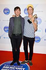 SEP 11 2013 Barclaycard Mercury Prize Nominations