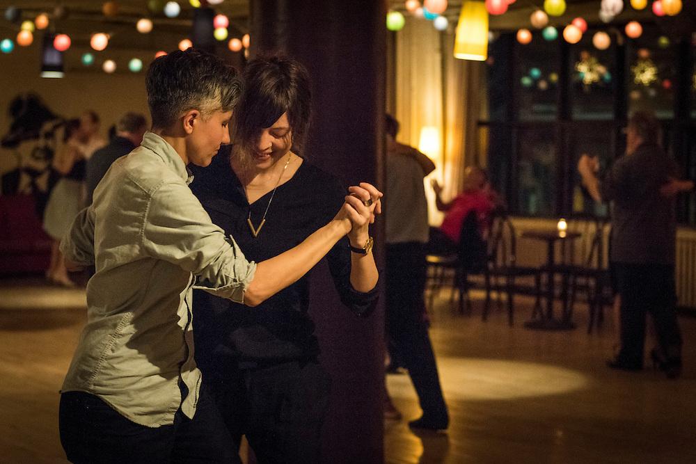 Tango Social Club, Montréal, 2015