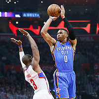 12-21 THUNDER AT CLIPPERS