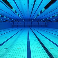 Indoor Pool, Australian Institute of Sport, Bruce, ACT