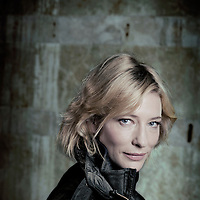 Australian Actress and Artistic director of the Sydney Theatre Company, Cate Blanchett. Photographed at the Sydney Theatre Company, Australia.
