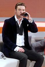 FEB 23 2013 Justin Timberlake