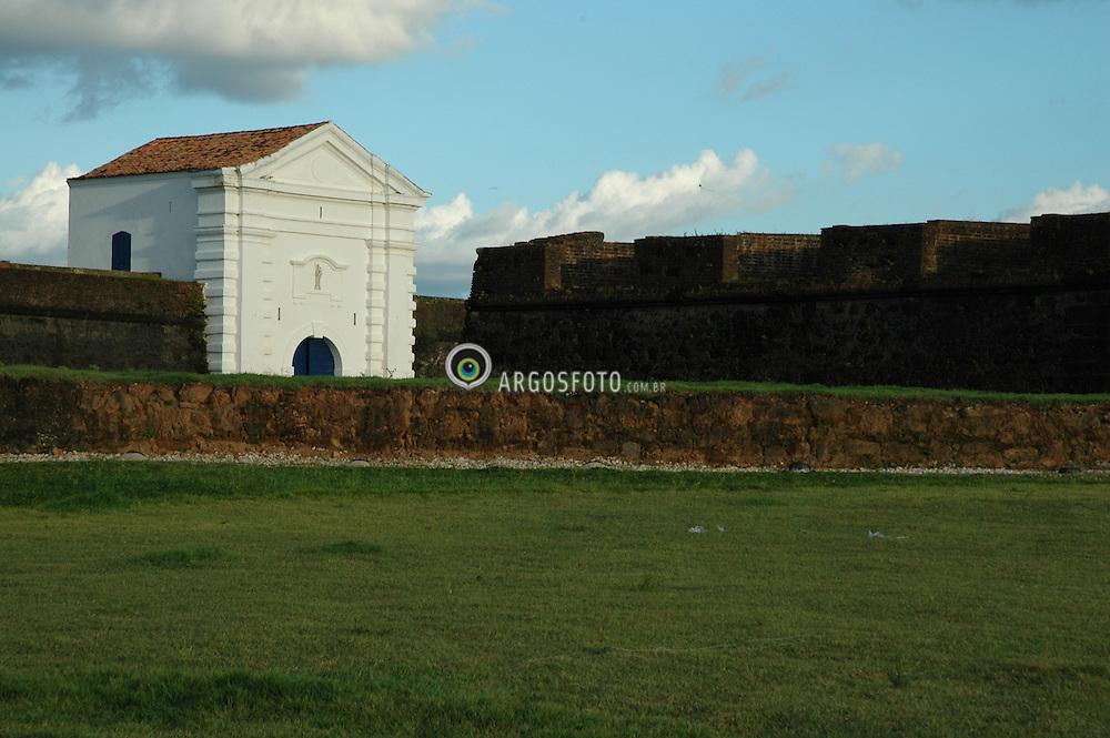 Fortaleza de Sao Jose, Macapa, Brasil / Sao Jose's Fort, Macapa, Brazil