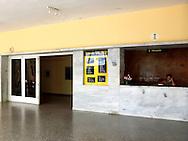 Spa reception in San Diego de los Banos, Pinar del Rio, Cuba.
