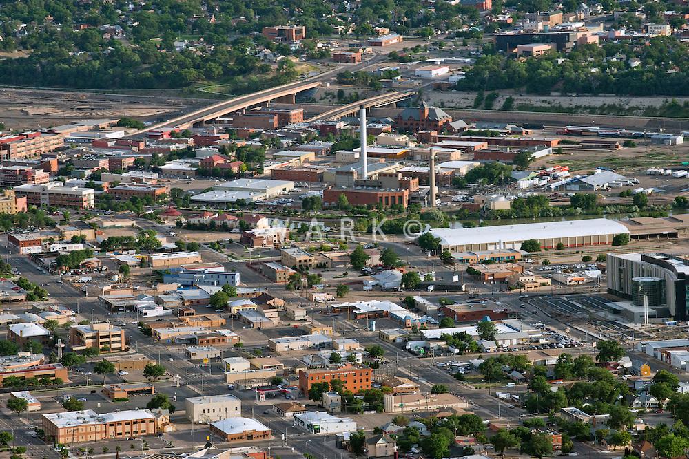 Pueblo Colorado downtown. July 2014. 85703