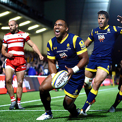 Worcester Warriors v Gloucester Rugby
