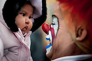 """The 2012 installment of the Cole Bros. Circus at the Montgomery County Fairgrounds in Gaithersburg. The Cole Bros. Circus of the Stars is celebrating its 127th season and bills itself as the """"World's Largest Circus Under The Big Top."""""""