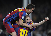 Barcelona beat Arsenal