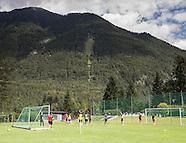 Day 2 - Dundee FC pre-season training camp in Obertraun, Austria