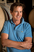 Kyle MacLachlan, Pursued by Bear wines, Walla Walla, Washington