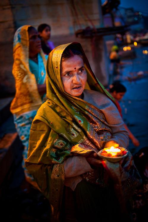 Asia, India, Uttar Pradesh, Varanasi, Benares, Banaras, Kashi