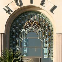 Europe, France, Nice. Hotel