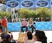 5/23/2011 - American Idol Season 10 -  Top 2 Finalists Press Conference