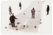 A bonspiel, Brechin, winter 2009-10