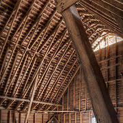 Grand old barn loft in missouri.