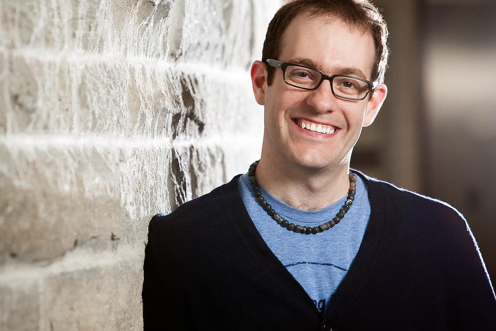 Head shot of Matt Ventresca