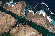 Canal Rocks Yallingup, Western Australia - Photograph by David Dare Parker