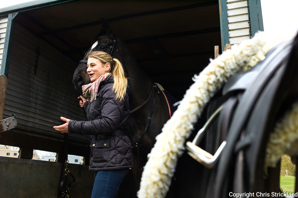 The standard of grooms was high, including 4 Star eventer Emily Galbraith.