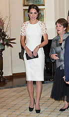Royal Tour: The Duchess & her dresses
