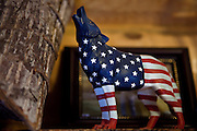 John Daniel Shannon, 48, a former US Army Senior Sniper, was known as 'Lone Wolf' for his ability of work unnoticed in extreme circumstances. A wooden wolf statuette painted with US-flag colours is sitting on a shelf in his home in Westcliffe, CO, USA, where he retired with his family after a serious brain injury inflicted by an insurgent sniper in Ramadi, Al Anbar Province, Iraq, on November 13th 2004. Daniel fought during the Second Battle of Fallujah and was then moved to nearby Ramadi. Daniel lost his left eye and has multiple health issues because of his injury: memory problems, balance problems, he can't smell and taste well anymore, he suffers from PTSD, has  troubles with large crowds and city surroundings. This is the reason why he and his family moved to a quiet location on the Rocky Mountains. In 2007 Dan helped the Washington Post to uncover patients' neglect at the Walter Reed Army Medical Center; he also testified before Congress. Torrey, 42, his wife, is a freelance writer and a contributor for the Huffington Post; she's also campaigning to improve the situation of veterans' families.