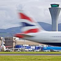 Edinburgh / Edinburgh Airport photography