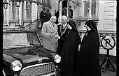 1964 - Presentation of Austin 7 by Lincoln and Nolan to St. Mary's School for the Blind