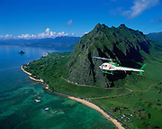 Kaneohe Bay, Oahu, Hawaii, USA<br />