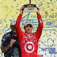 2007 INDYCAR RACING KANSAS