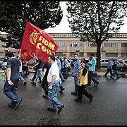 FIAT Manifestazioni e sindacato