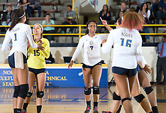 2016 A&T Volleyball vs Savannah State University