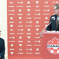 Canada Soccer - Women's National Team Press Conference