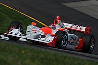 Helio Castroneves, Camping World Indy Grand Prix at the Glen, Watkins Glen International, Watkins Glen, NY USA 6/7/08