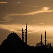 Suleymaniye Mosque / Istanbul, Turkey