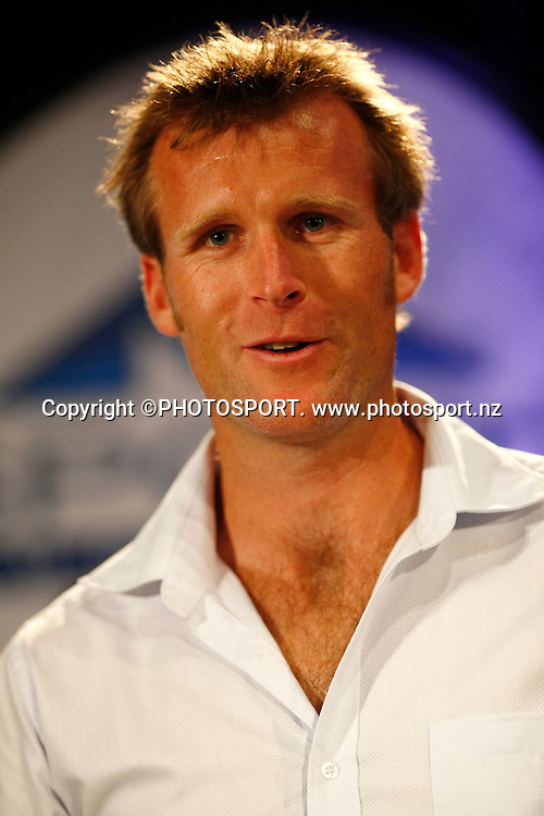 Mahe Drysdale. Sport Auckland Sporting Excellence Awards, 11 December 2008. Tasman Room, Alexandra Park Function Centre, Auckland, New Zealand. Photo: Simon Watts/PHOTOSPORT