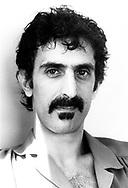Frabk Zappa 1979<br />&copy; Chris Walter
