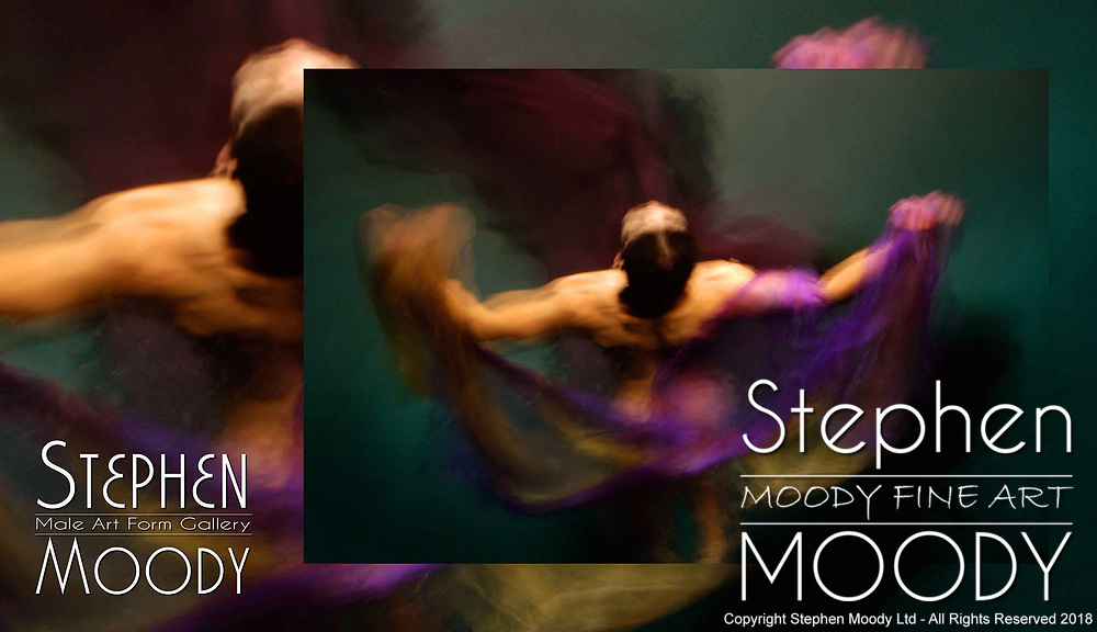 A Dieu - Abstract Art of the Male Form created by artist Stephen Moody of Scottsdale, AZ.  Large wall art for businesses, hospitality industry, interior designers and individual collectors.