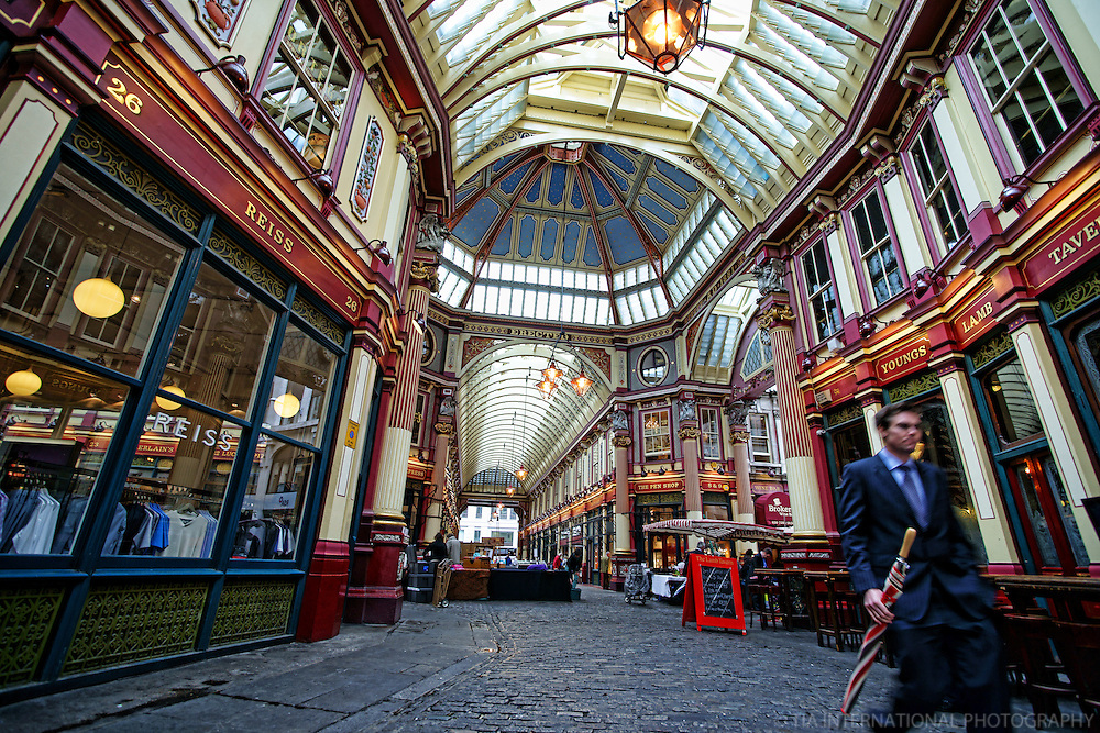 Leadenhall, City of London
