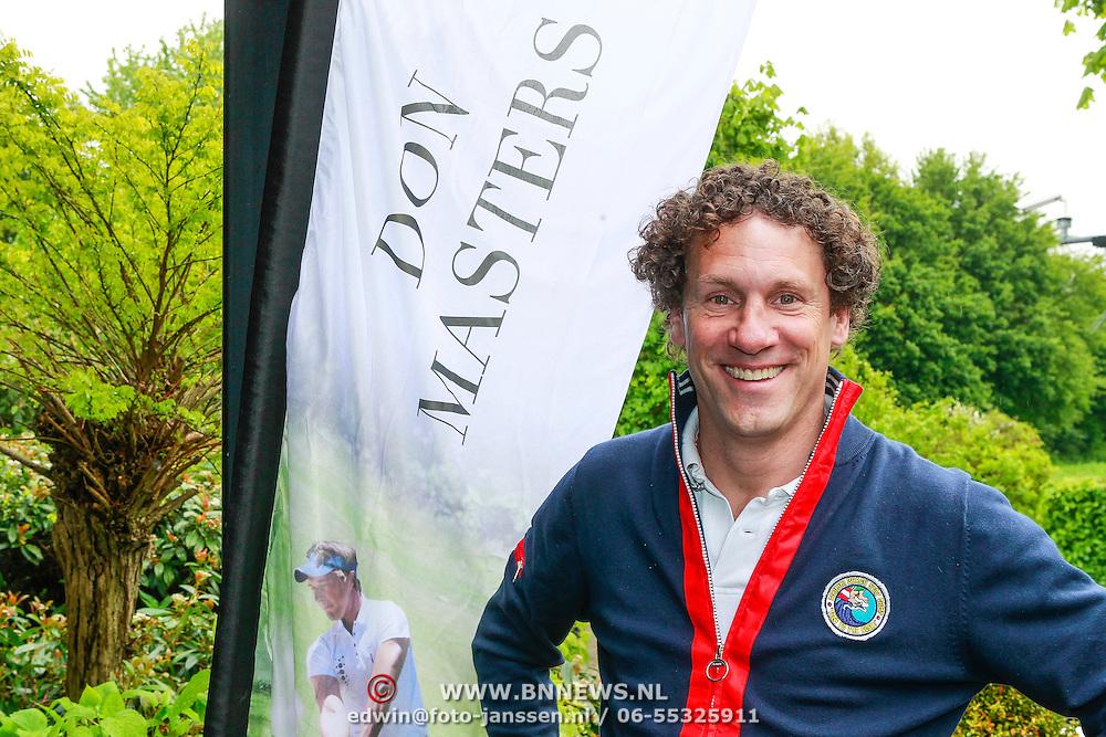 NLD/Vlaardingen/20130524 - Golftoernooi voor Stichting DON, Marcel Mayer