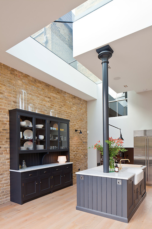 clapham, london, house, residential, interior