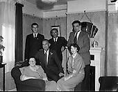1953 O'Shea Family Drumcondra